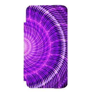 Eye of the Seer Mandala iPhone SE/5/5s Wallet Case
