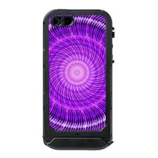 Eye of the Seer Mandala Waterproof Case For iPhone SE/5/5s
