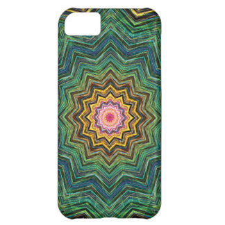 Eye of the Star Kaleidoscope iPhone 5C Cover