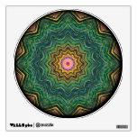 Eye of the Star Kaleidoscope Room Graphic