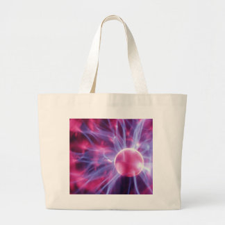 Eye of the Storm 1 Large Tote Bag