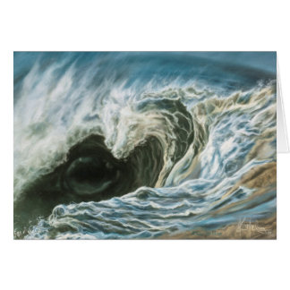 Eye of the Storm Blank Notecards Greeting Card