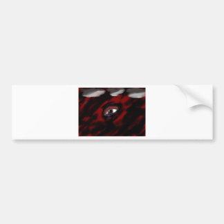 Eye Of The Storm Bumper Sticker