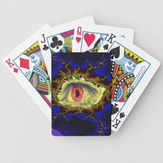 Eye of the Storm Fractal Playing Cards
