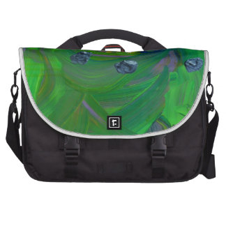 EYE of the STORM Laptop Messenger Bag