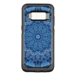 Eye of the Storm Mandala OtterBox Commuter Samsung Galaxy S8 Case