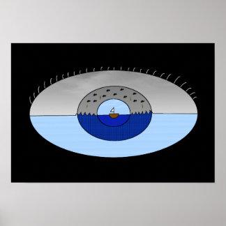 Eye Of The Storm Print