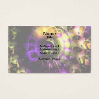 Eye of the Swirling Dream Business Card