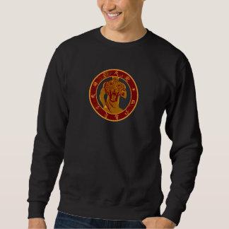 Eye of the Tiger - black Sweatshirt