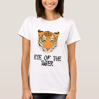 Eye of the Tiger by Chillee Wilson T-Shirt