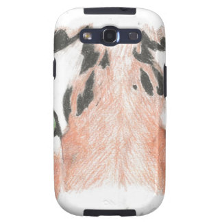 Eye of the Tiger Samsung Galaxy S3 Case