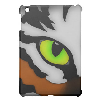 Eye of the Tiger iPad Case