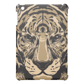 Eye of the Tiger iPad Mini Cases