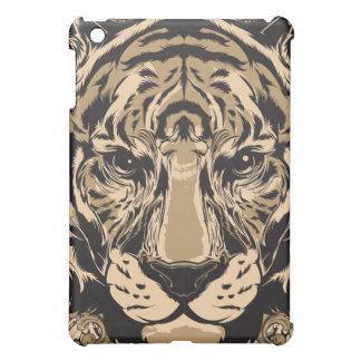 Eye of the Tiger iPad Mini Cover
