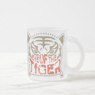 Eye of the tiger Mug