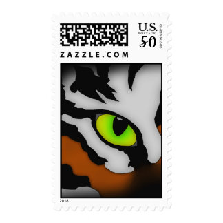 Eye of the Tiger Postage