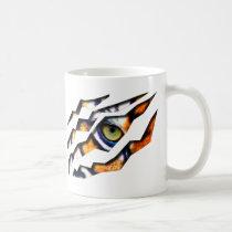 tiger, cat, big, eye, wild, nature, tigers, digital, graphic, wildlife, eyes, Caneca com design gráfico personalizado