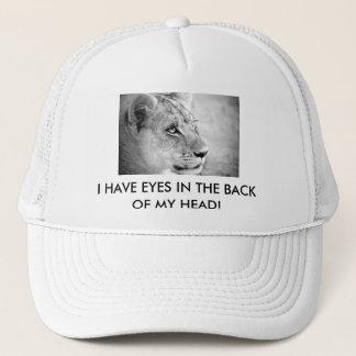 Eye Of The Tiger Trucker Hat