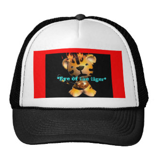 *Eye of the tiger* Trucker Hat