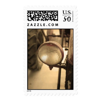 Eye Of The Tractor - C.E. Dyer Postage