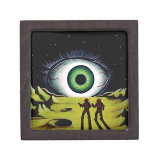 EYE OF THE WATCHER JEWELRY BOX