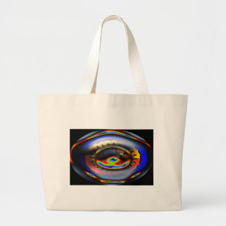 Eye Of The World Canvas Bags