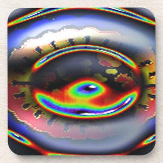 Eye Of The World Drink Coaster