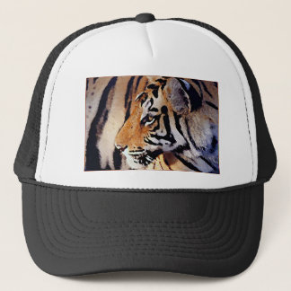 Eye of Tiger Trucker Hat