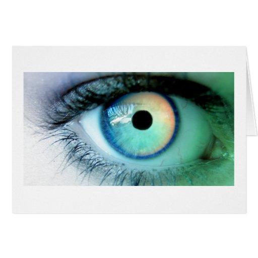 Eye of Titan Card
