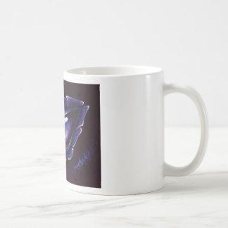 Eye Of Violet Iridescence Mug