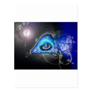 Eye of Wisdom Postcard