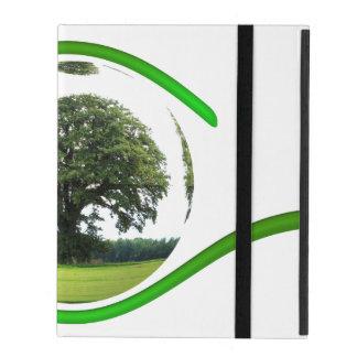 Eye on Ecology iPad Folio Cases