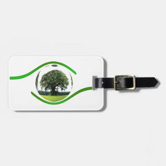 Eye on Ecology Luggage Tags