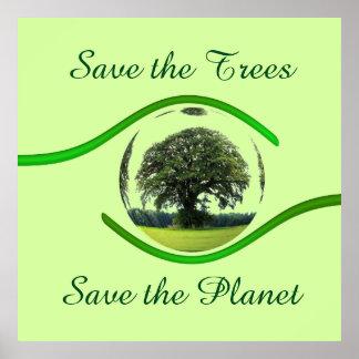 Eye on Ecology Poster
