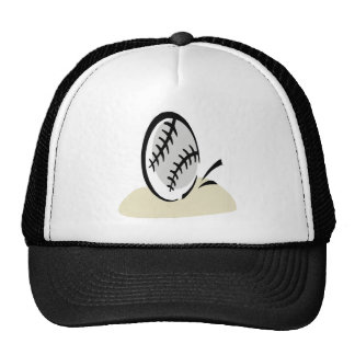 Eye On The Ball Trucker Hats