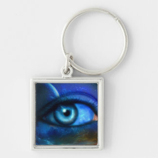 Eye On The Universe Keychain