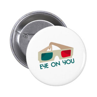 Eye On You Pins