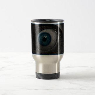 Eye Open Wide travel mug