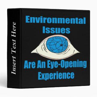 Eye-Opening Earth Day Avery Binder
