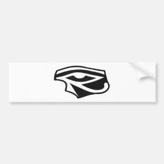 EYE or RA Bumper Stickers