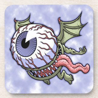 Eye Paul Drink Coaster