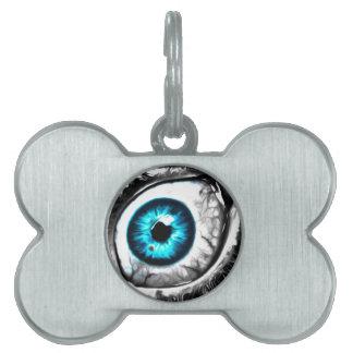 Eye Pet Tag