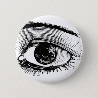 Eye Pinback Button