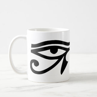 Eye Ra Horus Coffee Mug