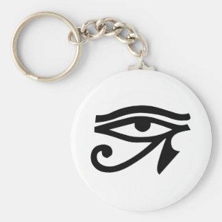 Eye Ra Horus Keychain