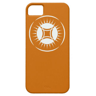 Eye Ray Medallion iPhone SE/5/5s Case