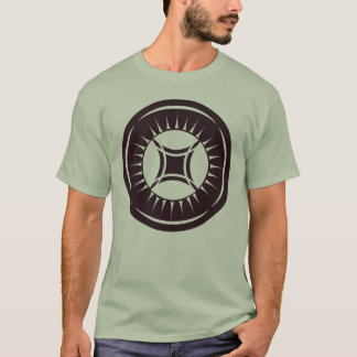 Eye Ray Medallion T-Shirt