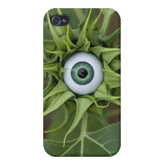 Eye-ris iPhone 4/4S Cover