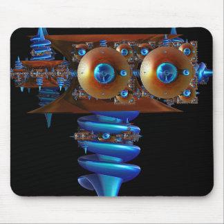 Eye-Robot Mouse Pad