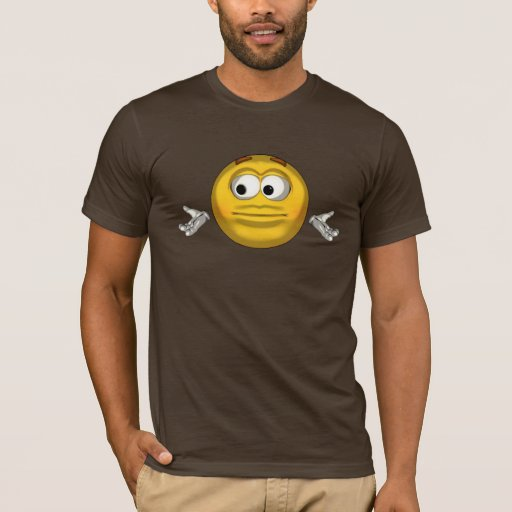 Eye Rolling - toon - Dark T-Shirt